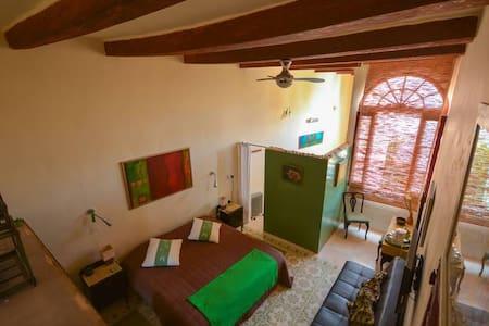 green valley room ensuite - Qala - Aamiaismajoitus
