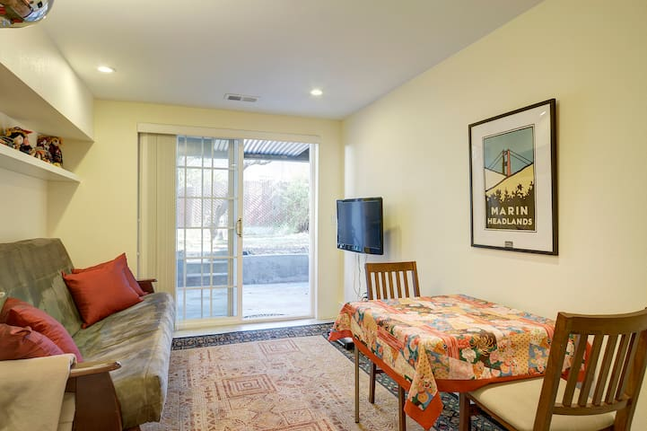 Private Inlaw Apt Inner Richmond SF