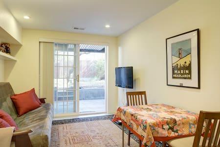 Private Inlaw Apt Inner Richmond SF - San Francisco - Apartment