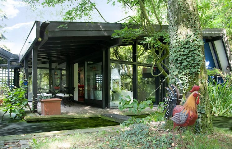 Blauhaus - Nettetal - Casa