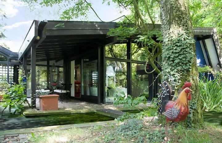 Blauhaus: Corona-frei, Home-Office, Quarantäne AI