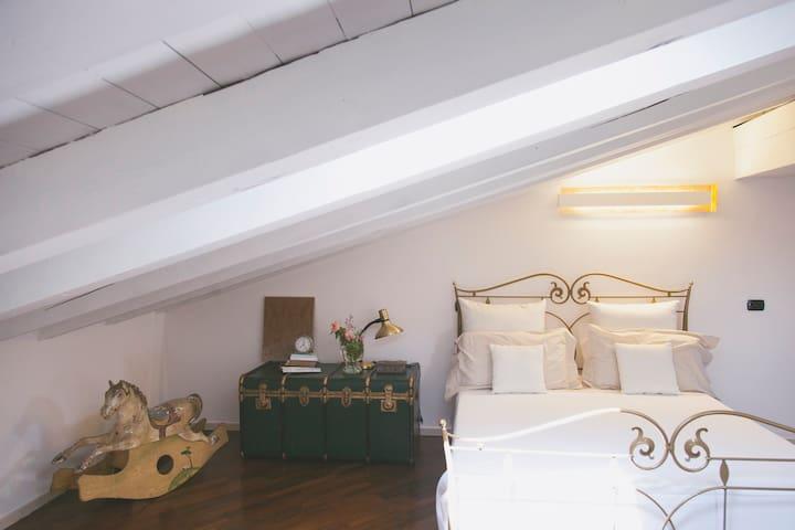 Camera tripla con bagno privato - Marostica - Bed & Breakfast
