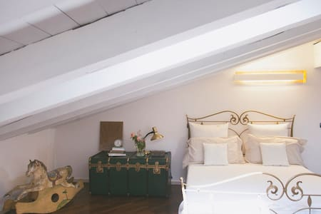 Camera tripla con bagno privato - Marostica - Bed & Breakfast
