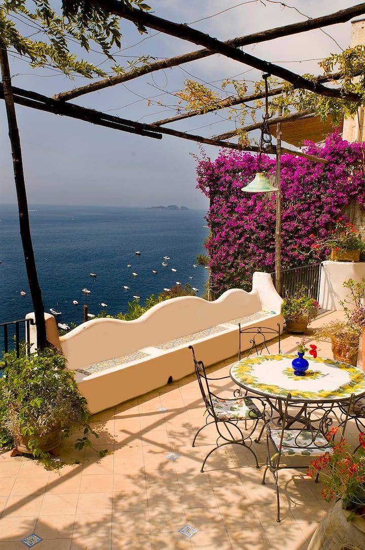 Villa Laura, panorami spettacolari sul mare