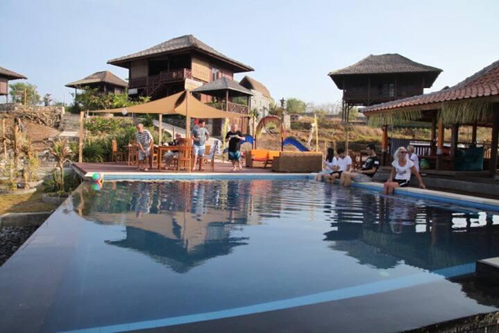 Island Paradise - Nusapenida - Chalet