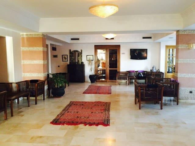Baie des palmiers Cité Founty - Agadir - Apartment