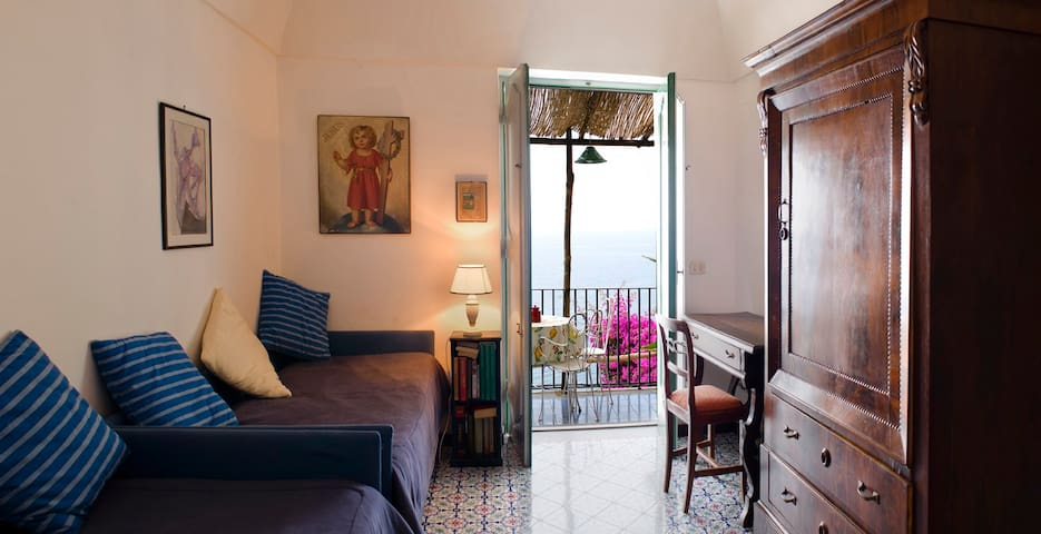 Two bedded room upper floor (beds can be joined to get a third double bed room