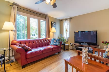Relaxing & Spacious Room (Twin Bed) - Ottawa - Maison