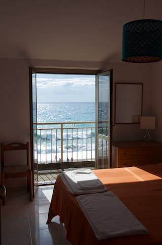 Cozy flat with romantic sunset view - Marina di Belmonte Calabro