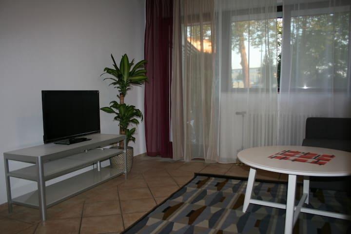 Komfortable Wohnung mit Terrasse - Denzlingen - Wohnung