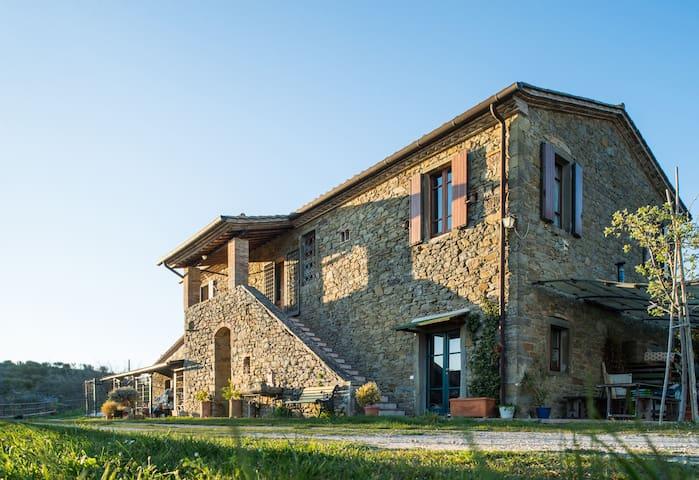 Casa rustica sul Lago Trasimeno - Passignano Sul Trasimeno - Lägenhet