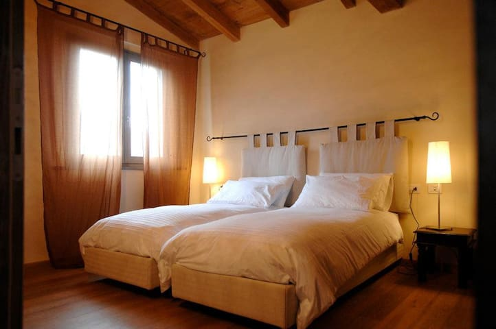 BORGO PIANELLO **** TUSCANY BORDER - Rocca Corneta - Apartment