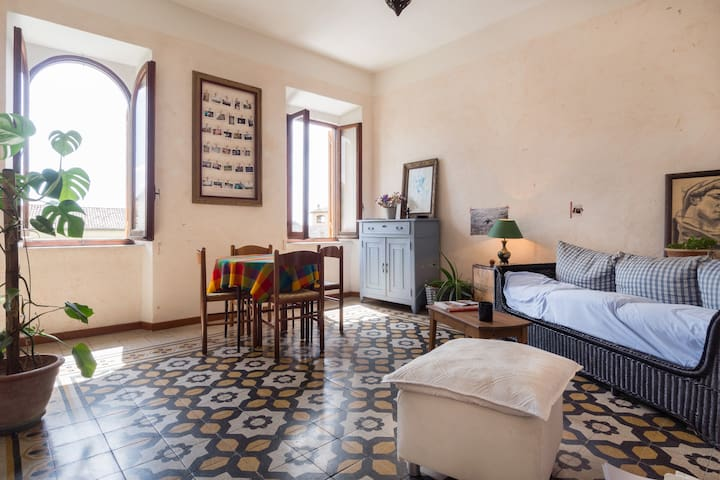 Cosy house in the center - Poggio Mirteto - Appartement