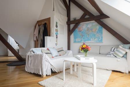 Moderne Loft - Wohnung im Paradies - Konstanz - Loft