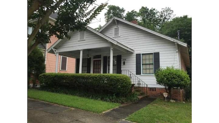 House Minutes from Downtown & AFB - Pets Welcome!