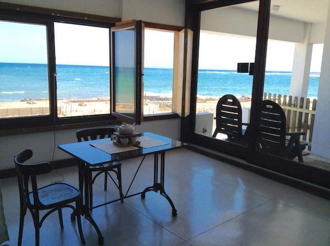 Loft in the sea of Fuerteventura. - Puerto Lajas - Loft