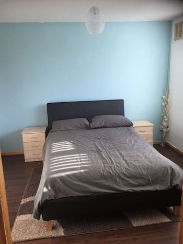 Double room - hospital/Hilton/uni/ - Coventry - House