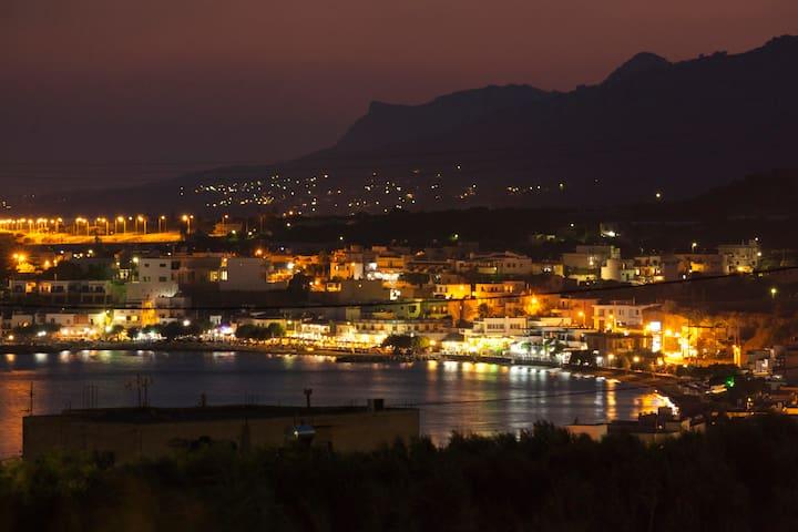 Pearls Of Crete-La Pellegrina Pearl - Makrigialos - Villa