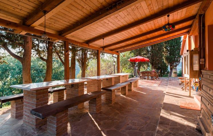 LA NOSTRA OASI DI PACE-CAMERA LUNA - Urbino - Bed & Breakfast