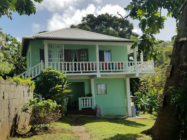Charming Village Apartment