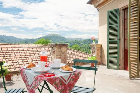 Apartment Castle San Sebastiano - Villa