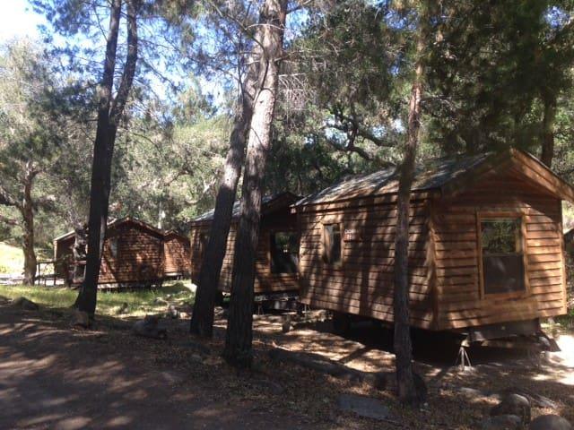 Wilderness Cabin #4 (La Cumbre) - Santa Barbara - Srub