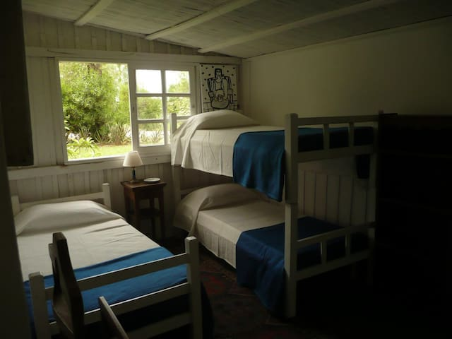 Kama-Loka , Bed & Breakfast (A) - Punta del Este - Bed & Breakfast