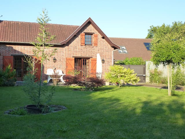Beautiful country home near Lille - Annœullin - Casa