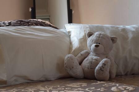 Уютная комната в тихом центре - Nizhniy Novgorod - Appartement