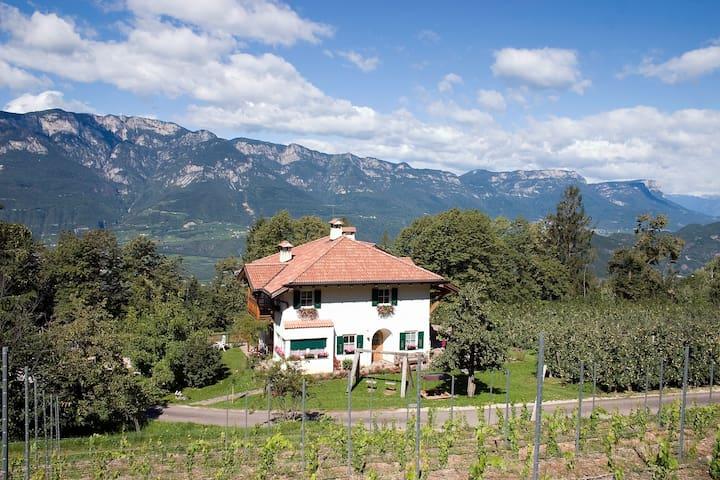 Ferienwohnung in Montan, Südtirol - Montan - Apartmen