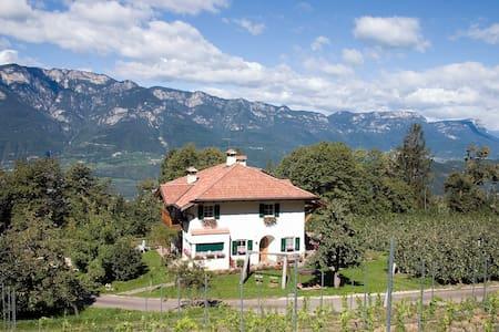 Ferienwohnung in Montan, Südtirol - Montan - アパート