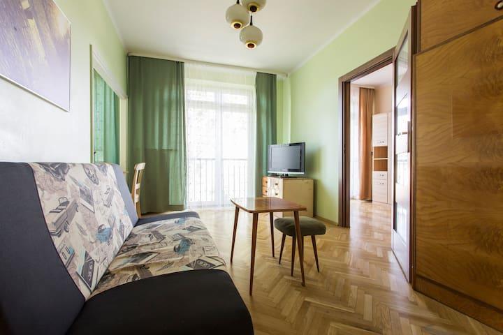 Quiet apartment in the city centre Rzeźnicza str
