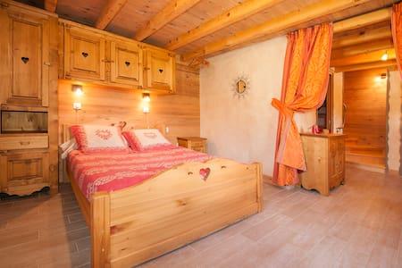 Lu Grèni, chalet cosy en Chartreuse, Savoie - Entremont-le-Vieux - Hus