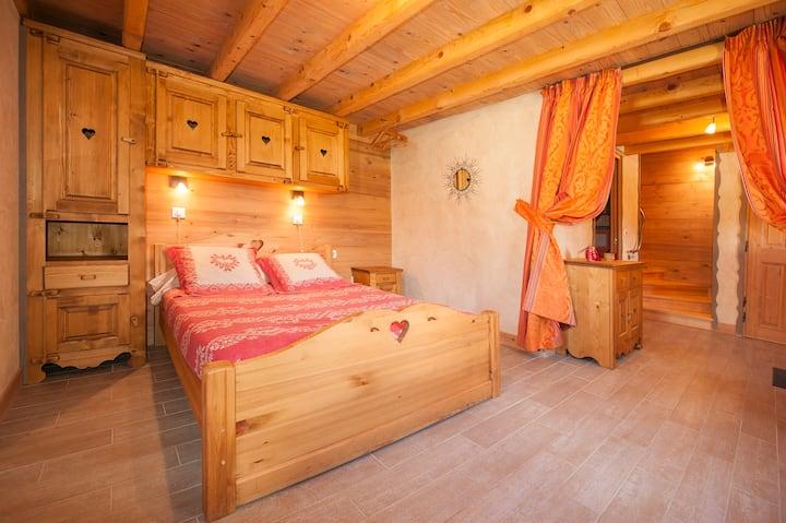 Lu Grèni, chalet cosy en Chartreuse, Savoie