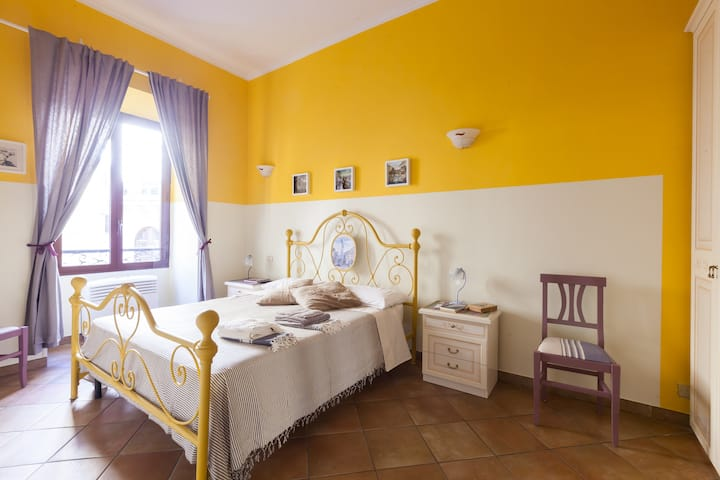 Trastevere - Mini Apartment + Private Bath