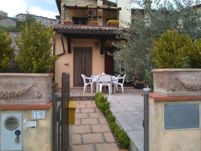 Casa Baloo ė come essere a casa - Monte Castello di Vibio - House