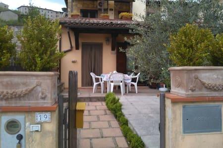 Casa Baloo ė come essere a casa - Monte Castello di Vibio - บ้าน