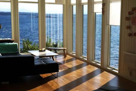 Stunning island 1,5h from Bergen(2) - Møkster - Lejlighed