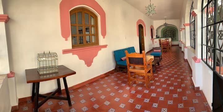Casa Sol en Centro Histórico a 5 minutos de Zócalo