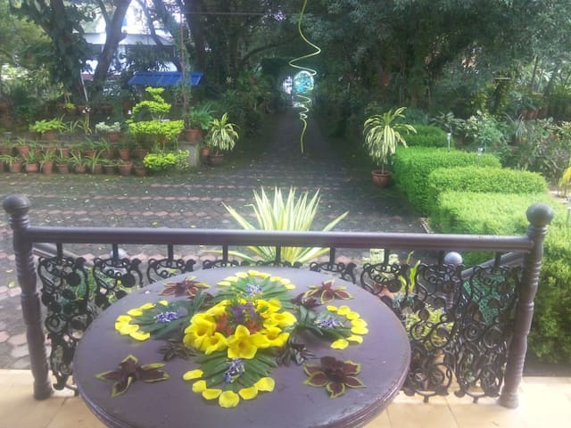 Sukh  Shanti in  the Green Haven - Ottapalam - Huis