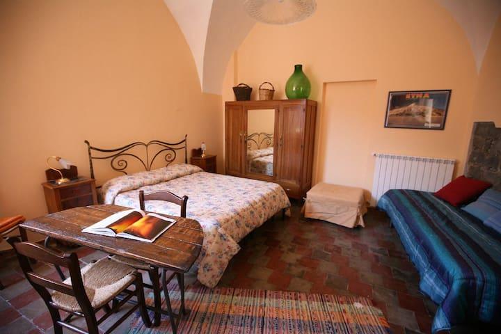 La Casa dei Cestai  Etna monolocale - Linguaglossa - อพาร์ทเมนท์