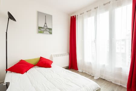 ✔ Friendly Flat Paris 13 Door, 25 meters to Metro