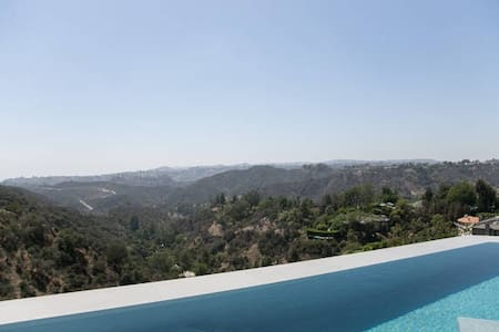 90210 Private Floor+Pool+Deck+View - Beverly Hills - Villa