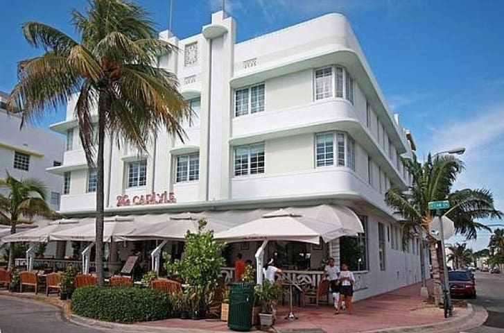 HOT Ocean Dr Beach Pad - Miami Beach - Kondominium