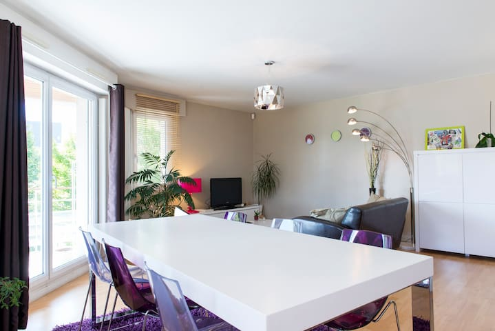 Design, confortable, douillet - Nantes - Apartament