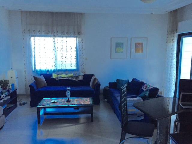 nice apartment in Abdoun - Aman - Apartamento