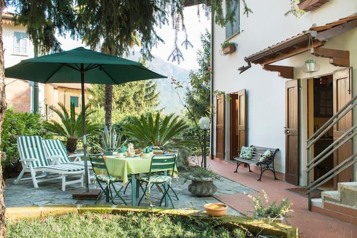 La Bolvedrina 2 bedroom house with private garden