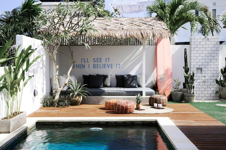 Creative & Modern Boutique Villa Canggu - VYG