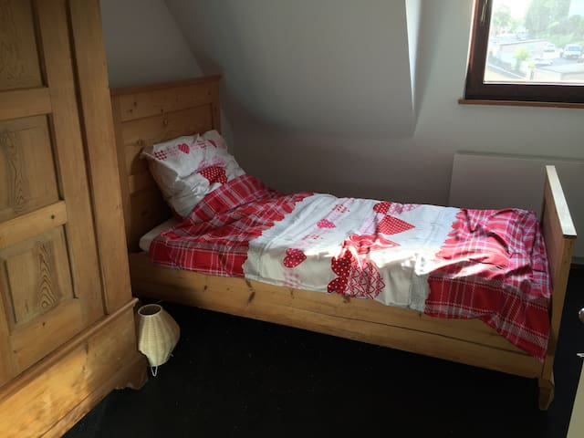 Cosy room in newly renovated aptm