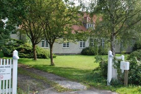 Huset i Parken, i Fuglsang Have. - Toreby